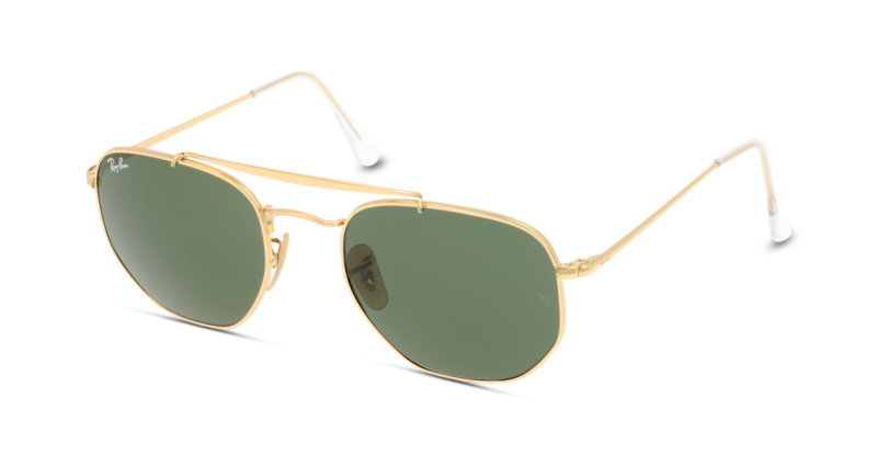 969927f884c1bb Lunettes de soleil Ray Ban New   0RB3648 001 GOLD