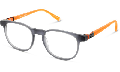 Lunettes de vue New York Yankees NYAM024 C94 MATE GREY / ORANGE