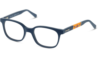 Lunettes de vue Spiderman DSAA034 C07 MAT NAVY BLUE / ORANGE