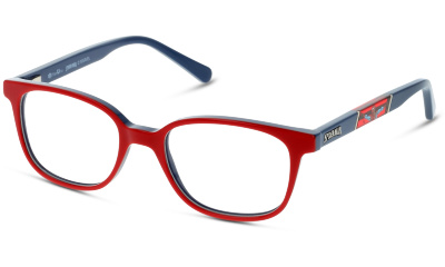 Lunettes de vue Spiderman DSAA035 C14 RED / NAVY BLUE