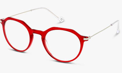 Lunettes de vue In Style ISHF04 RS RED - SILVER