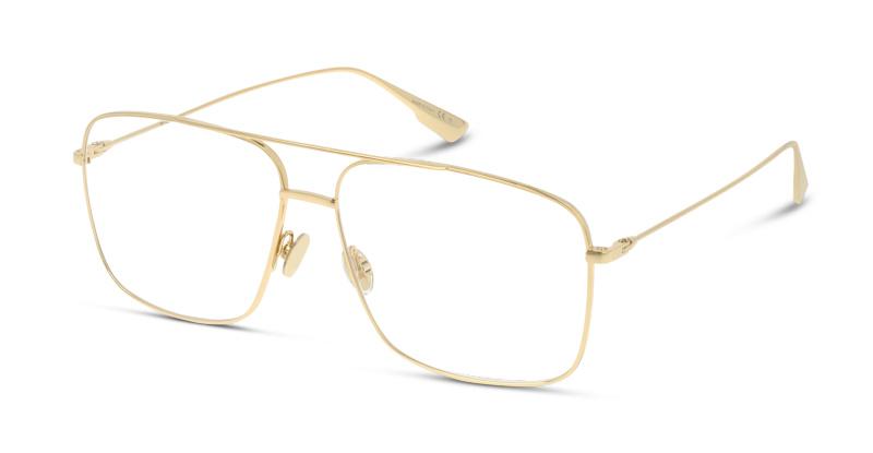 Lunettes de vue Dior DIORSTELLAIREO3 J5G GOLD