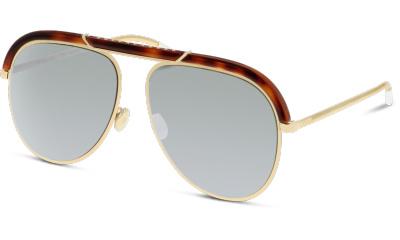 Lunettes de soleil Dior DIORDESERTIC 2IK HVNA GOLD