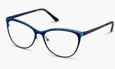 Lunettes de vue Fuzion FUHF07 CC NAVY BLUE - NAVY BLUE