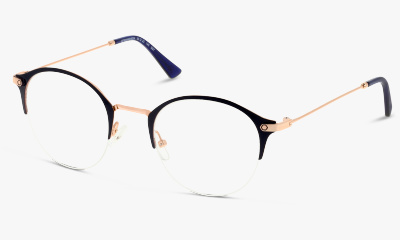 Lunettes de vue In Style ISHF22 CD NAVY BLUE - GOLD