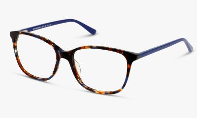 Lunettes de vue In Style TORF01 HC HAVANA - NAVY BLUE