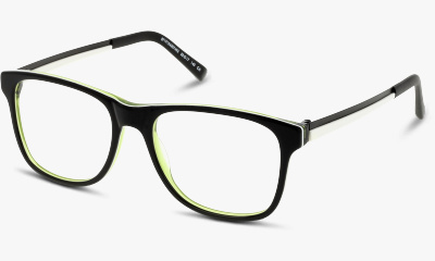 Lunettes de vue I-Switch SWEM03 BE BLACK - GREEN