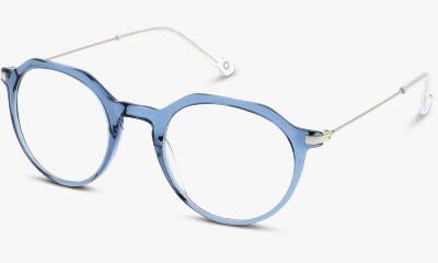 Lunettes de vue In Style ISHF04 CS NAVY BLUE - SILVER