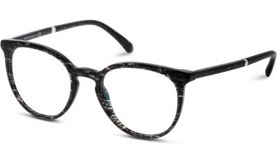 Lunettes de vue Chanel 3376H 1636 BLACK GLITTER