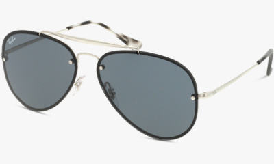 Lunettes de soleil Ray Ban New & 3584N 3 SILVER