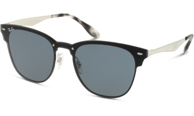 Lunettes de soleil Ray Ban 3576N 42 BRUSHED SILVER