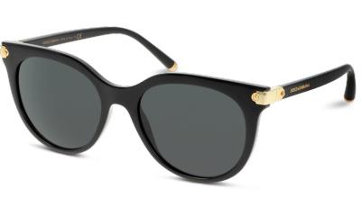 Lunettes de soleil Dolce & Gabbana 6117 501 BLACK