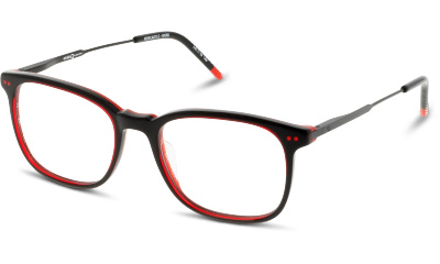 Lunettes de vue Etnia Barcelona NEWCASTLE BKRD BLACK RED