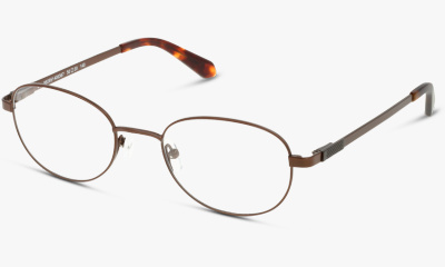 Lunettes de vue Made in France MIFM08 MH MARRON