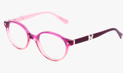 Lunettes de vue Mickey Col. Play ! DMAA036 C10 PINK