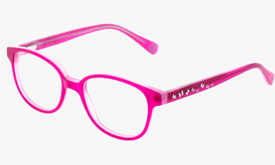 Lunettes de vue Mickey Col. Play ! DMAA037 C11 PINK