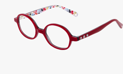 Lunettes de vue Mickey Col. Play ! DMAA029 C14 RED