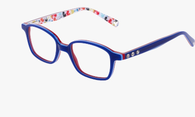 Lunettes de vue Mickey Col. Play ! DMAA028 C06 BLUE