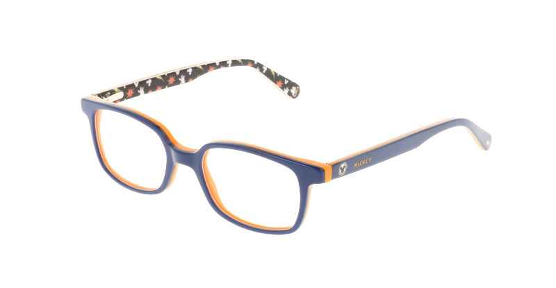 Lunettes de vue Mickey Col. Play ! DMAA032 C07 BLUE