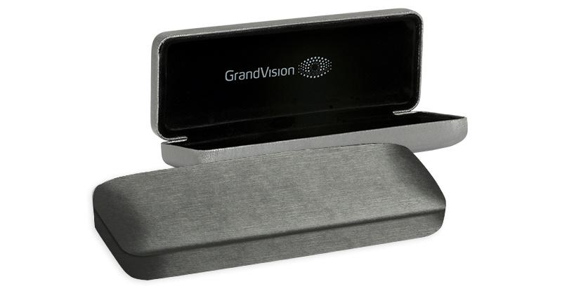 Etui Collection Grandvision ETUI RIGIDE GRIS