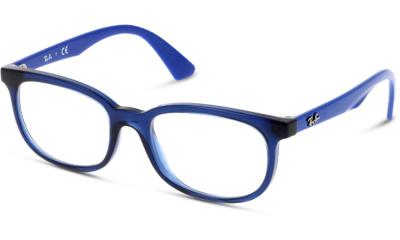 Lunettes de vue Ray Ban 0RY1584 3686 TRANSPARENT BLUE
