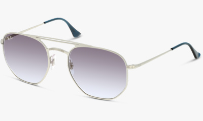 Solaire Ray Ban Active RB3609 91420S DEMI GLOSS SILVER