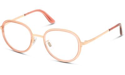 Optique Dolce   Gabbana 1307 3148 TRANSPARENT PINK fc17ef452d26