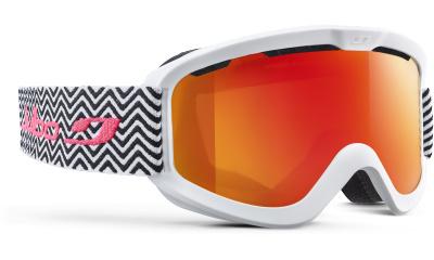 Masque de ski Julbo JUNE J752 11 BLANC / NOIR TWEED