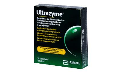 Produit Lentille ULTRAZYME Ultrazyme - 10 Comprimés