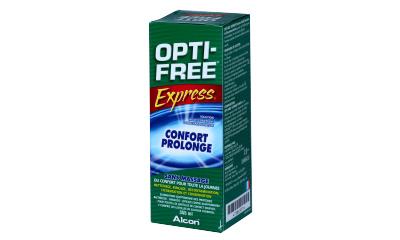 Produit Lentille OPTI-FREE Opti-Free Express - 355 ml.