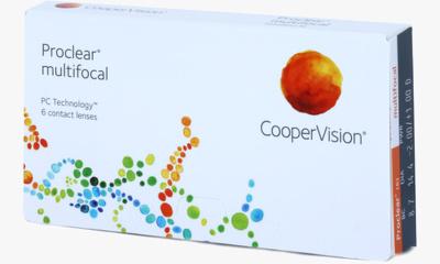 Lentille Proclear Proclear Multifocal D