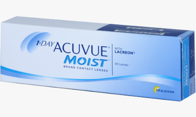 Lentille Acuvue 1 Day Acuvue Moist