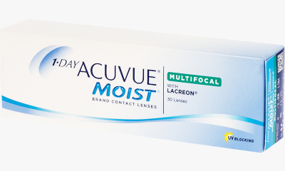 Lentilles Acuvue 1 Day Acuvue Moist Multifocal
