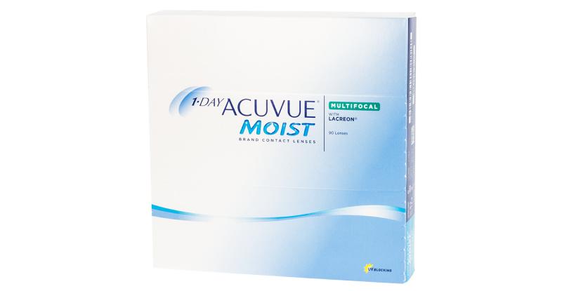 Lentilles de contact Acuvue 1 Day Acuvue Moist Multifocal   Generale ... df10152103eb
