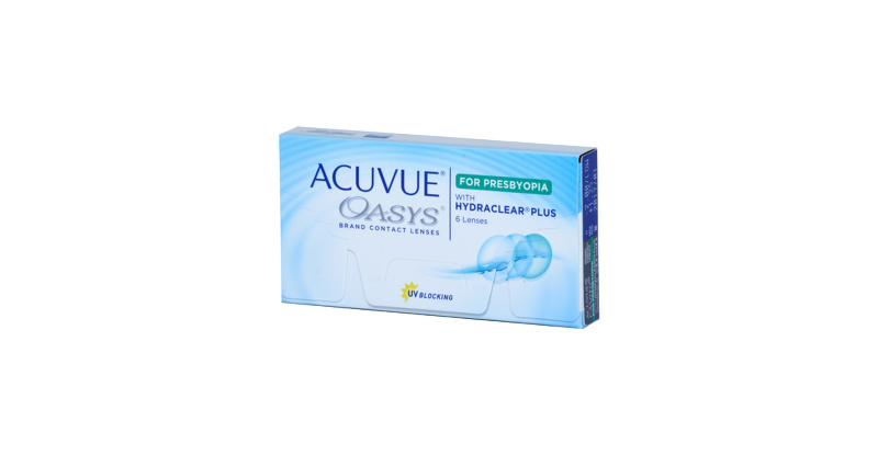 Lentilles Acuvue Acuvue Oasys For Presbyopia With Hydraclear Plus