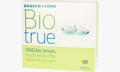 Lentille Biotrue BIOTRUE ONEDAY