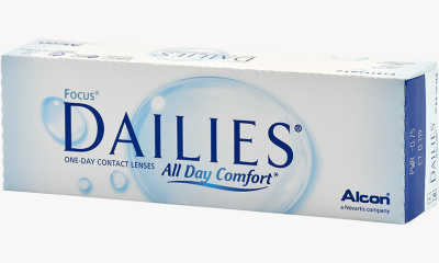 Lentilles Dailies DAILIES ALL DAY COMFORT