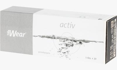 Lentilles iWear iWear Activ Presbyopia High
