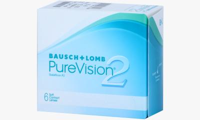 Lentilles Purevision Purevision 2 Hd