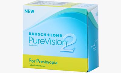 Lentilles Purevision Purevision 2 Pour Presbytes
