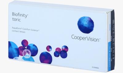 Lentille Biofinity Biofinity Toric