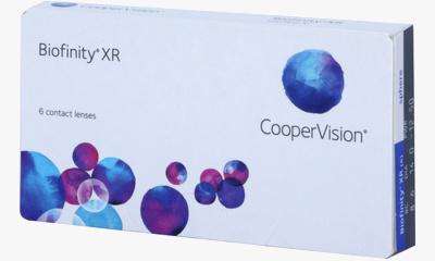 Lentille Biofinity Biofinity Xr