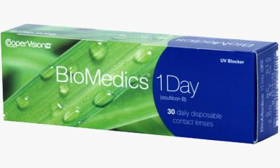 Lentille Biomedics Biomedics 1 Day