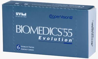 Lentille Biomedics Biomedics Evolution