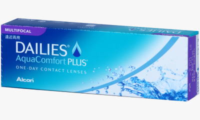 Lentille Dailies Dailies Aquacomfort Plus Multifocal