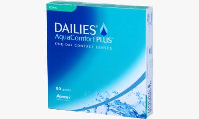 Lentille Dailies Dailies Aquacomfort Plus Toric