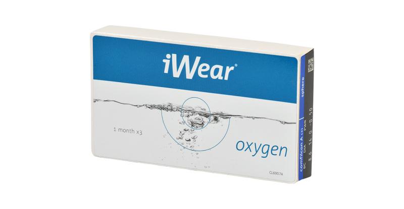 Lentille iWear iWear oxygen