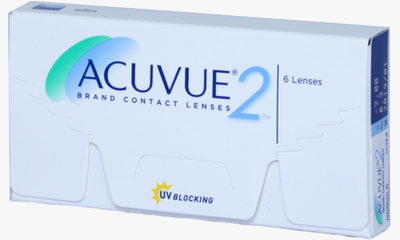 Lentille Acuvue Acuvue 2