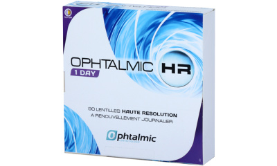 Lentille Ophtalmic Ophtalmic Hr 1 Day
