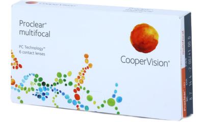 Lentilles Proclear Proclear Multifocal D